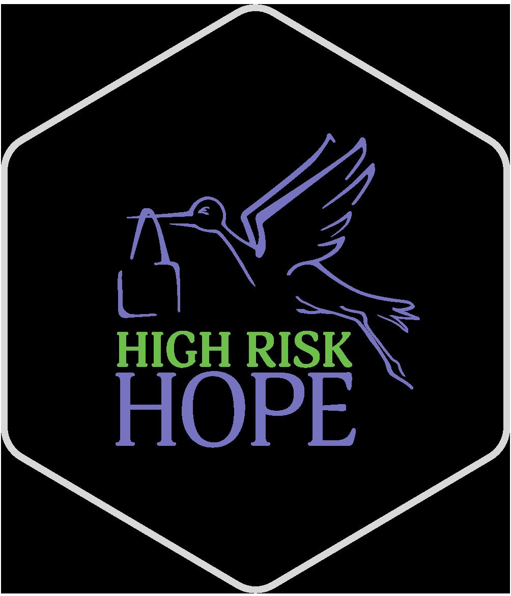 High Risk Hope Logo