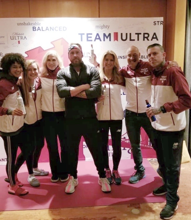 Michelob's TeamULTRA