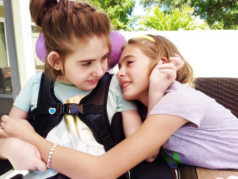 Olivia and Livy